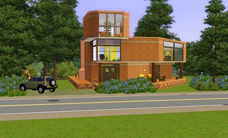 Villa 01x450