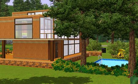 Villa 10x450