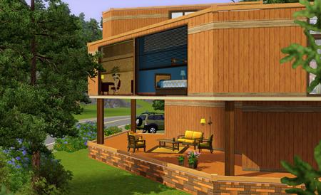 Villa 11x450
