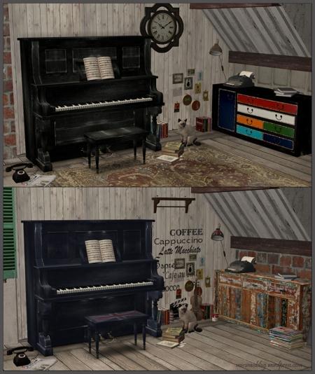 piano recolorsx920