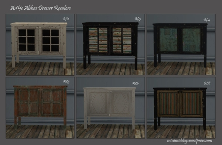 AnYe Abbas Dresser recolors-v2x1200