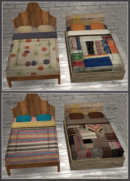 beddings set 2x930b