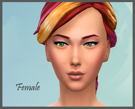 Female Clothing Sims 4x450