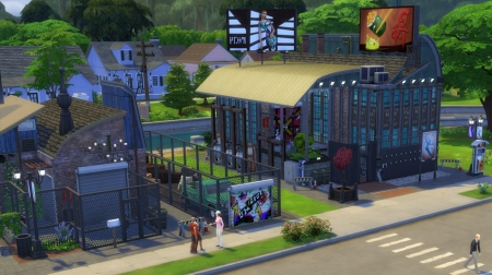 Sims 4 Residential Lots | Missimis